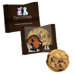 Individually Wrapped Large Chocolate Chip Cookie Bakery Item