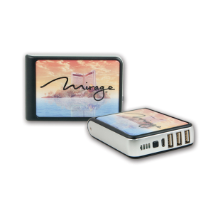 Tenfour ™ 2.0 10,400 mAh Power Bank