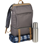 Café Picnic Backpack for Two