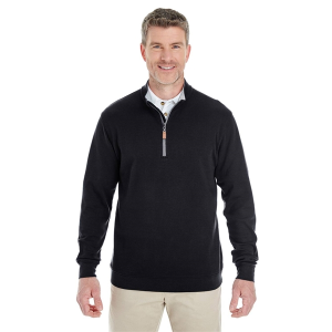 Devon & Jones Men's DRYTEC20™ Performance Quarter-Zip